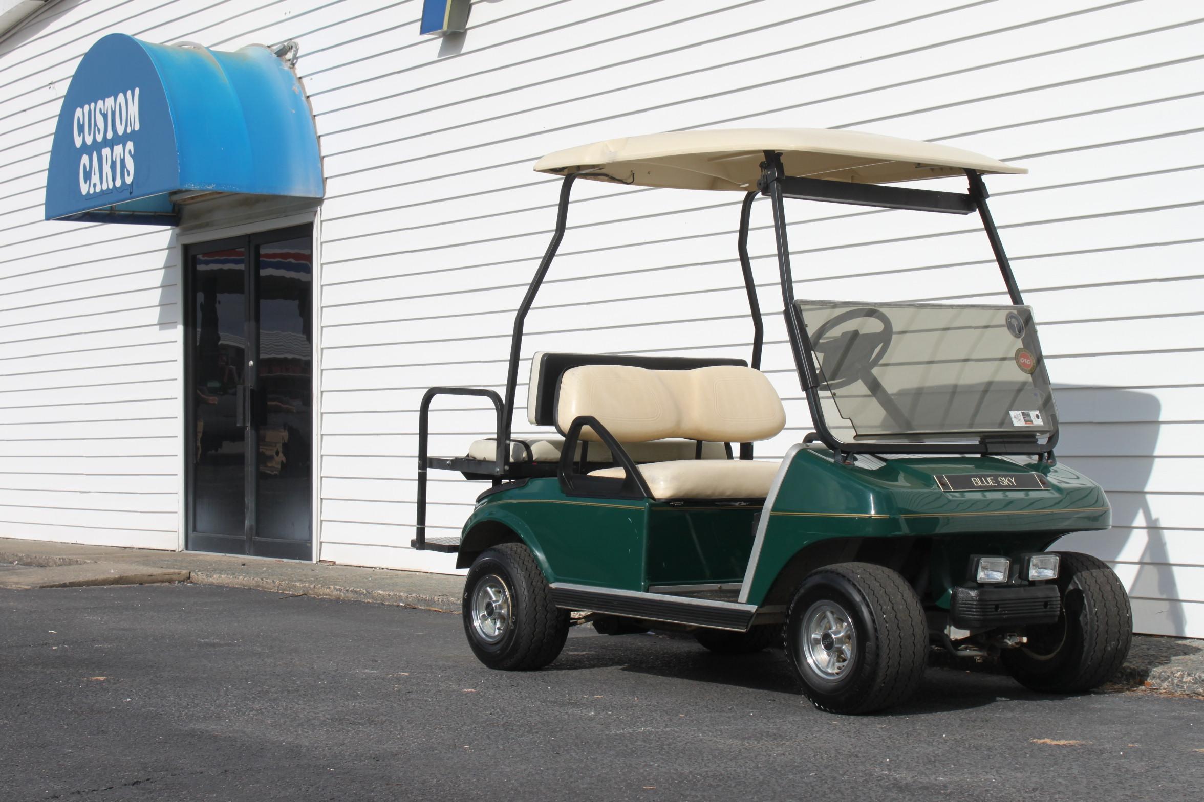 Carolina golf carts beaufort sc the best cart for Golf cart motor repair